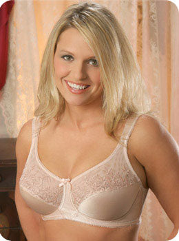 A-2456 Underwire Embroidered Bra - thegsnd