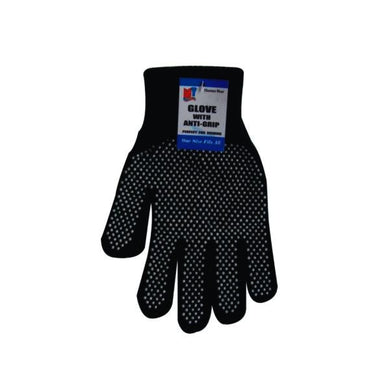 Mens Magic Gloves With Black Dots Case Pack 144 - thegsnd