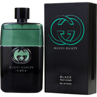 Gucci Guilty Black Pour Homme By Gucci Edt Spray 3 Oz - thegsnd