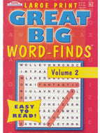 Great Big Word Find - Book Case Pack 80 - thegsnd
