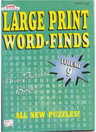 Large Print Word Find - Full Size Book Case Pack 48 - thegsnd