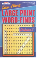 Large Print Word Find - Pocket Size Case Pack 72 - thegsnd