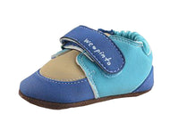 Lovely High Quality Baby Shoes Autumn Nonslip Toddler Shoes Blue 11.5cm - thegsnd