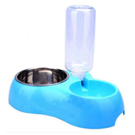 Dog Cat Pet Water Food Bottle- Feeder Supplies- Dispenser- Fountains - thegsnd