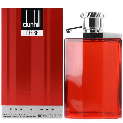 Dunhill Desire Red 3.4 Edt Sp For Men - thegsnd