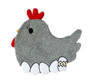 Soft Coral Fleece Chicken Mat For Kids Room Home Rug-mat For Living Room - thegsnd