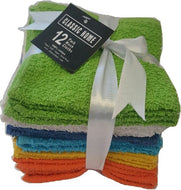 thegsnd 12 Pack Washcloth With Bow Case Pack 18  <span class=money>$125.82</span> Bathroom accessories Bath