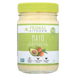 Primal Kitchen Mayo - Avocado Oil - Case Of 6 - 12 Fl Oz. - thegsnd