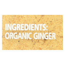 Load image into Gallery viewer, Simply Organic Ginger Root - Organic - Ground - 1.64 Oz - thegsnd
