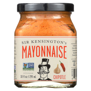 Sir Kensington's Chipotle Mayonnaise - Case Of 6 - 10 Fl Oz. - thegsnd