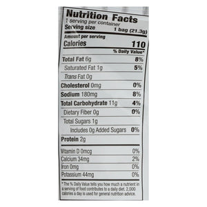 Snikiddy Snacks Corn Puffs - Organic - Mac - Cheese - Case Of 72 - .75 Oz - thegsnd