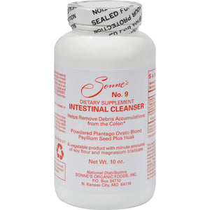 Sonne's Intestinal Cleanser No 9 - 10 Oz - thegsnd