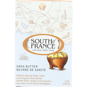 South Of France Bar Soap - Shea Butter - 6 Oz - 1 Each - thegsnd