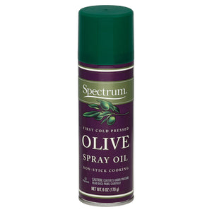 Spectrum Naturals Extra Virgin Olive Spray Oil - Case Of 6 - 6 Fl Oz. - thegsnd