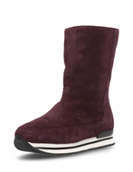 Hogan Womens High Boot Bordeaux HXW2410O720CCR0L812 - thegsnd