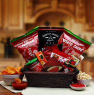 Hot & Spicy Sriracha Lovers Gift Basket - thegsnd