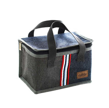 Load image into Gallery viewer, Creative Oxford Insulated Lunch Bag, Lunch Bag For Work Or School, Style A - thegsnd