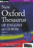 Oxford Thesaurus Of English Version 2.1 - thegsnd