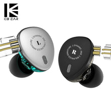 Load image into Gallery viewer, AK KB EAR KB06 6 Driver 2BA+1DD Hybird Technology in Ear Earphone Bass DJ Running Sport HIFI Headset Mini Earbud KEEAR F1/KB10 - thegsnd
