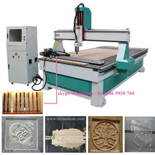 Load image into Gallery viewer, Agent wanted wood processing machine router 1325 1530 cnc router with water cooled spindle motors-Wood Processing Machine-thegsnd-thegsnd