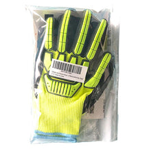 Load image into Gallery viewer, Anti Vibration Oil Safety Work Glove Shock Absorbing Anti-Impact Resistant Mechanics Working Gloves - thegsnd