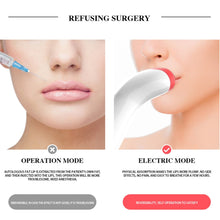 Load image into Gallery viewer, Automatic Lip Plumper Electric Plumping Device Fuller Bigger Thicker Lips for Women Professional Women Lips Plumper - thegsnd