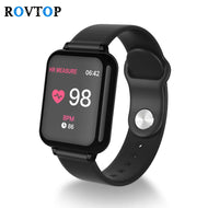 B57 Smart Watch Men Women Heart Rate Blood Pressure Sleep Monitor Step Counter Waterproof Fitness Tracker Watch for Android iOS - thegsnd