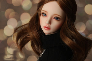 BJD SD doll 1/3 3 points girl A birthday present High Quality Articulated puppet Toys gift Dolly Model nude Collection-Wooden Toy-thegsnd-thegsnd