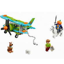 Load image into Gallery viewer, Bela Scooby Doo Mystery Machine Bus Building Block DIY Blocks Toys 10430 Compatible With P029 Birthday Gifts - thegsnd