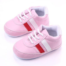 Load image into Gallery viewer, 1 Pair Baby Shoes Boys Moccasins First Walkers Girls Footwear Infant Sneakers Newborn Toddlers Prewalker 1 - thegsnd