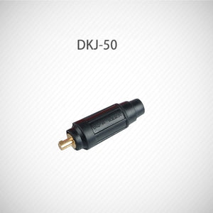 Chinese Argon Arc Welding Terminals Soldering Machine Quick Fitting Female Male Cable Connector Socket Plug Adaptor DKJ 16-50-Welding Machine-thegsnd-DKJ-50 black-thegsnd