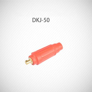 Chinese Argon Arc Welding Terminals Soldering Machine Quick Fitting Female Male Cable Connector Socket Plug Adaptor DKJ 16-50-Welding Machine-thegsnd-DKJ-50 red-thegsnd