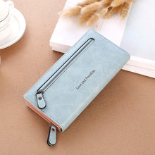 Load image into Gallery viewer, women bags high quality wallet female long wallet fashionable coin purse women purse Carteira feminina - thegsnd