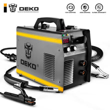 Load image into Gallery viewer, DEKO MKA-200 5.6KVA 220V  3 IN 1 Electric Welding Machine MIG/TIG/MMA MIG Welder - thegsnd