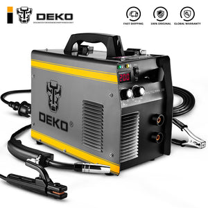 DEKO MKA-200 5.6KVA 220V  3 IN 1 Electric Welding Machine MIG/TIG/MMA MIG Welder - thegsnd