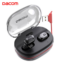 Load image into Gallery viewer, Dacom K6H Pro Wireless Headphones TWS True Wireless Earbuds Ear Buds Phone Bluetooth Earphone 5.0 Mini Headset PK i12 i10 tws - thegsnd