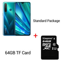Load image into Gallery viewer, EU Version OPPO REALME 5 pro 6.3'' 4/8GB 128GB Android P Octa-core 4035mAh 48MP Quad Cameras VOOC Fast Charge 3.0 Mobile Phone - thegsnd