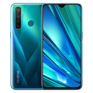 EU Version OPPO REALME 5 pro 6.3'' 4/8GB 128GB Android P Octa-core 4035mAh 48MP Quad Cameras VOOC Fast Charge 3.0 Mobile Phone - thegsnd