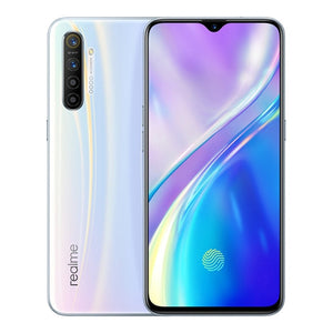 EU Version OPPO Realme X2 6.4'' 8GB RAM 128GB ROM Snapdragon 730G 64MP Quad Camera NFC VOOC 30W Fast Charge 4000mAh Moblie Phone - thegsnd