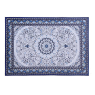 Artiss Floor Rugs Rug 200 x 290 Area Large Modern Carpet Soft Blue Living Room-Home & Garden > Rugs-thegsnd-thegsnd