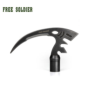FREE SOLDIER Outdoor sports camping hiking multifunctional folding DIY Tool Accessories Header assembly - thegsnd