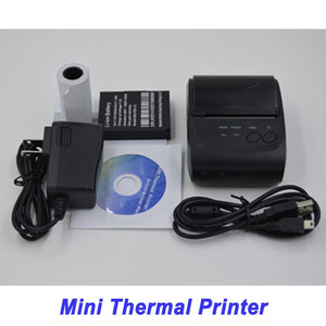 Free SDK Wireless Android Bluetooth Thermal Printer 58mm Mini Bluetooth Thermal Receipt Printer - Bluetooth Android - thegsnd
