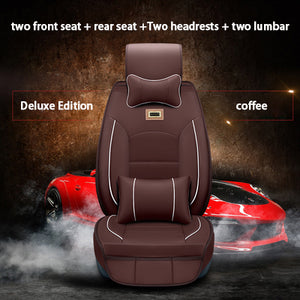 thegsnd (Front and Rear) luxury Leather Covers For Hyundai solaris ix35 i30 ix25 Elantra accent tucson Business seat cover  <span class=money>$195.8</span> Car Accessories, Car Seat Cover, Elantra Seat Cover, Seat Cover Car Seat Cover <span class=money>$230.8</span>