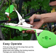 Garden Tapetool Greenhouse Plant Vegetable Hand Tying Binding Machine Tape Tool Plant Support Agriculture Tools - thegsnd