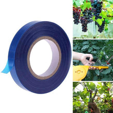 Load image into Gallery viewer, Garden Tools Tying Hand Tools Tied Vine Branch Machine Tied Tree Branches Tape Vegetable Grape Stems Tie Machine Tape 40Pcs Blue - thegsnd