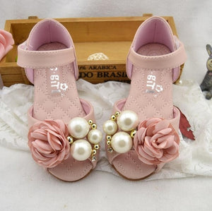 Genuine leather Children girls shoes Summer Girls Sandals Leather Princess  Shoes for Kids sandals Girls leather Shoes EU 24-34 Kids Footwear at $69.80  $81.80