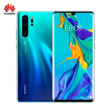 Load image into Gallery viewer, Global Version Original Huawei P30 Pro 8G+256G Mobile Phone Kirin 980 Android 9.1 6.47'' OLED 2340X1080P IP68 NFC 5Cameras 40MP - thegsnd