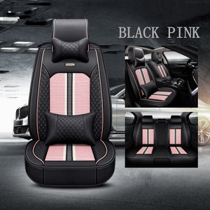 Good quality, Full set car seat covers for Hyundai Elantra 2018-2012 Comfortable seat covers for Elantra 2016 - thegsnd