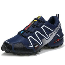 Load image into Gallery viewer, HUMTTO Big Size 39-48 Hiking Shoes Men Skid Resistant Mountain Climbing Sneakers Men Summer Outdoor Sport Shoes Male Shoes Man - thegsnd
