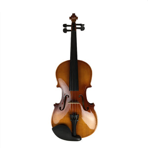 Handmade Violin 4/4 3/4 Antique violin FULL Violino 15 years wood made  1/2 1/4 1/8  Italian craft  violin with Case Bow - thegsnd